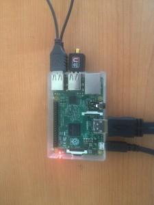 Connecting Raspberry Pi 2