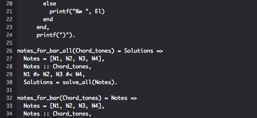 Constraint Programming in Picat